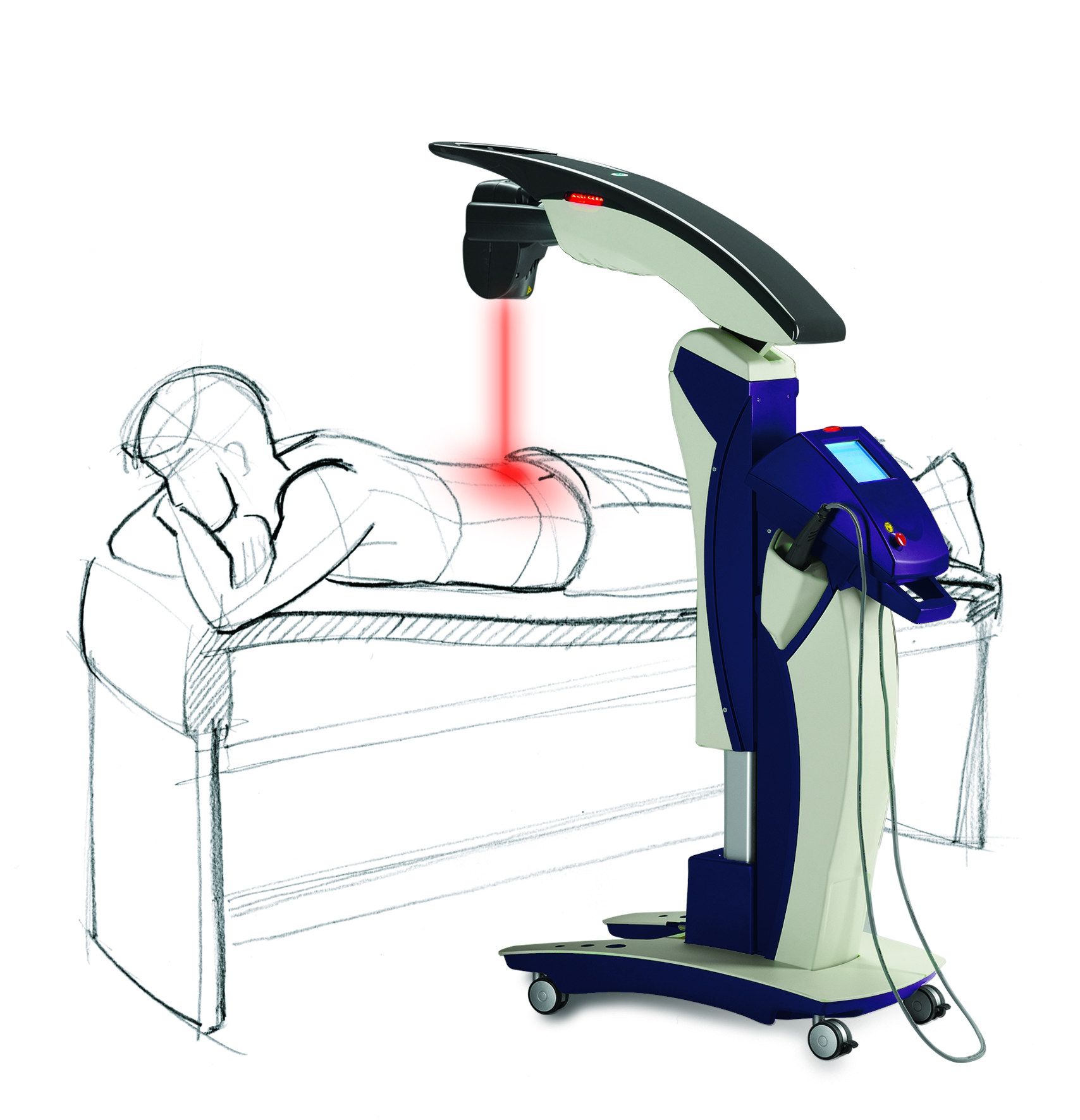 laser pain relief home use
